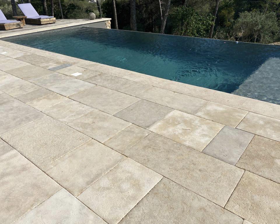 Beige Dalle De Provence Limestone